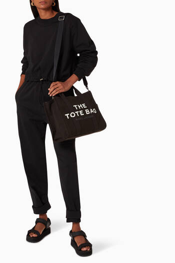 hover state of Small Traveler Tote Bag in Canvas