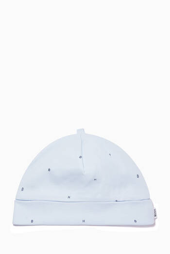 hover state of Cotton-Blend Logo Hat