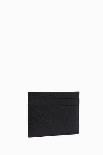hover state of Cash Cardholder in Grained Calfskin