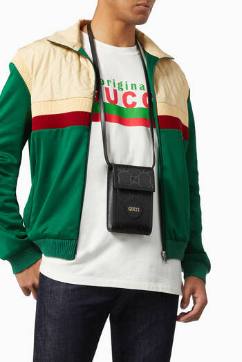 hover state of Gucci Off The Grid Mini Bag in Nylon