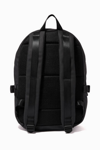 hover state of Logo Backpack in PU