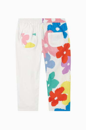 hover state of Flower Organic Cotton Pants