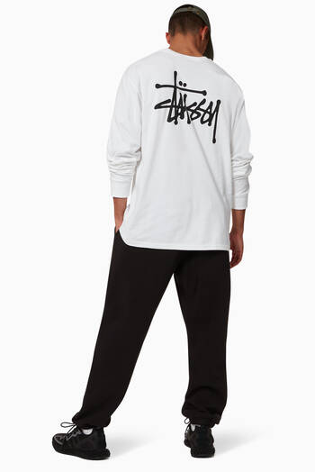 hover state of Basic Stussy Jersey T-shirt