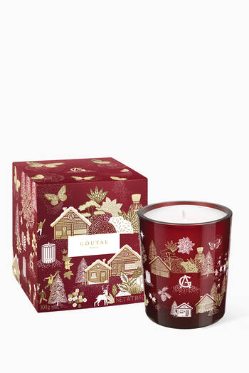 hover state of Une Forêt d'Or Candle Holiday Limited Edition, 300g
