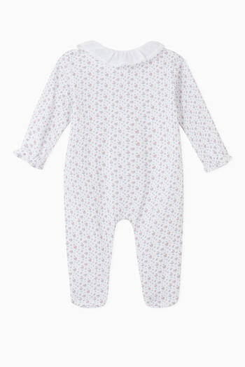 hover state of Floral Sleepsuit