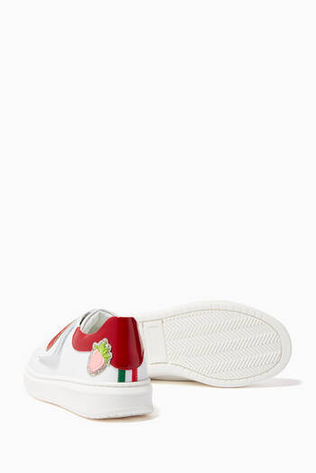 hover state of Strawberry Sneakers in Nappa Leather
