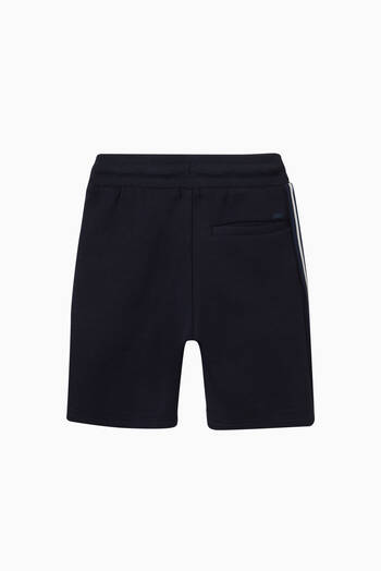 hover state of Knit Bermudas with Side Bands