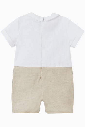 hover state of Polo Romper