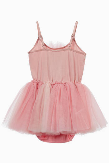 hover state of Bébé Zanzibar Tulle Tutu Dress