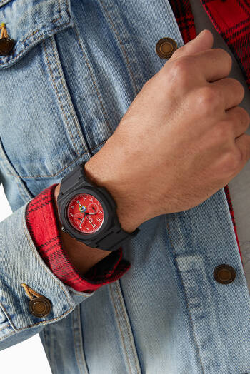 hover state of Kuwait Chronograph Limited Edition Watch
