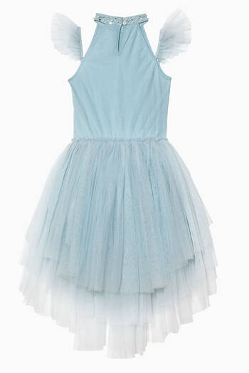 hover state of Holly Tutu Dress in Tulle