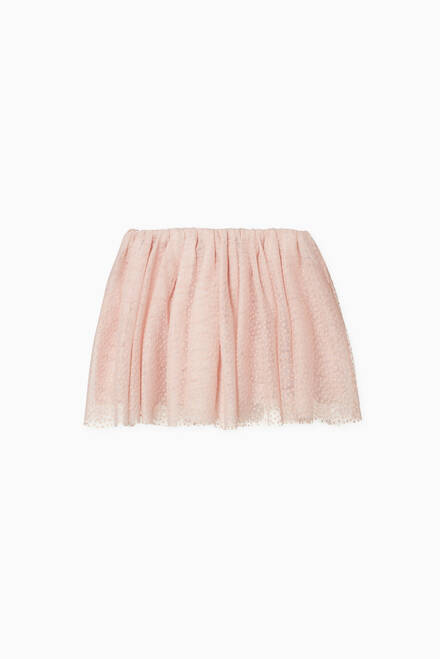 hover state of Spotted Tutu Skirt