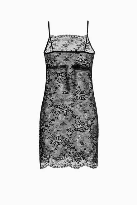 hover state of Marianna Lace Night Dress