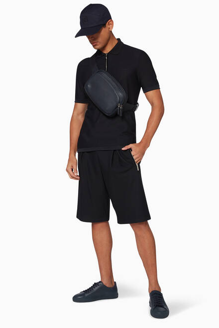hover state of Mesh Jersey Shorts