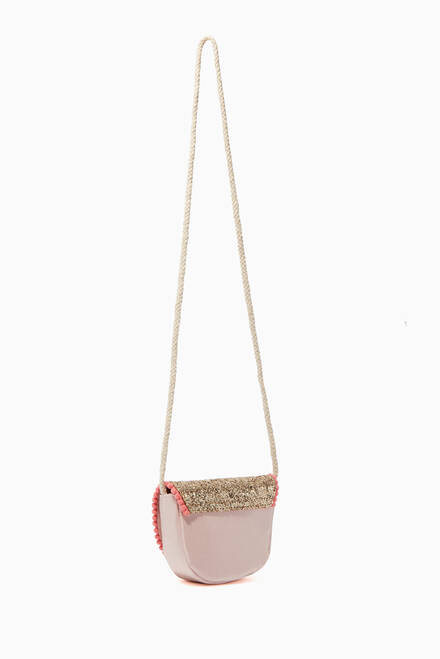 hover state of Glittery Cross-Body Bag