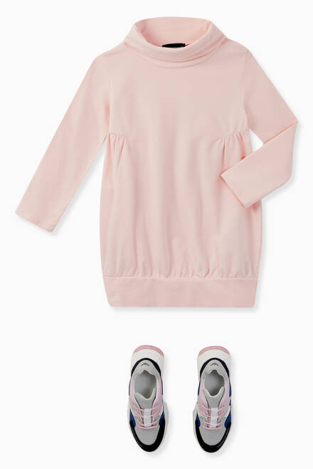 hover state of EA Signature Sweatshirt Dress