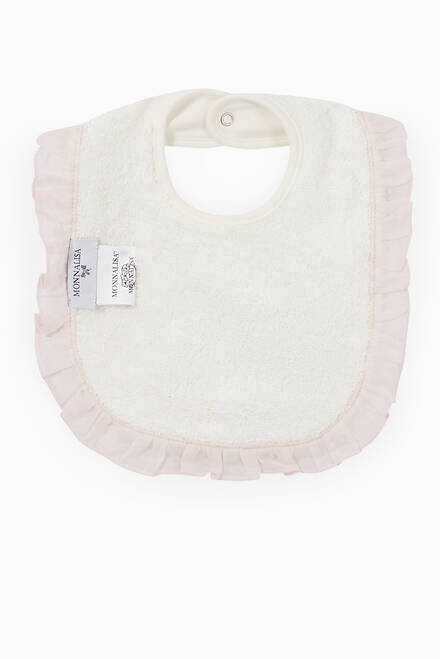 hover state of Teddy Cotton Bib