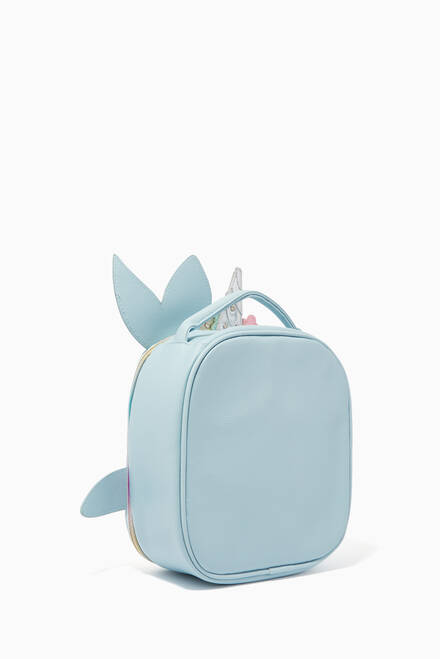 hover state of Miss Gisel The Mermaid Lunch Bag