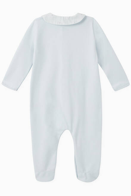 hover state of Printed Cotton Sleepsuit