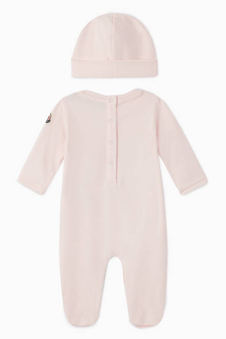 hover state of Romper & Hat Giftset