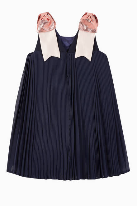 hover state of Pleated Trapeze Dress