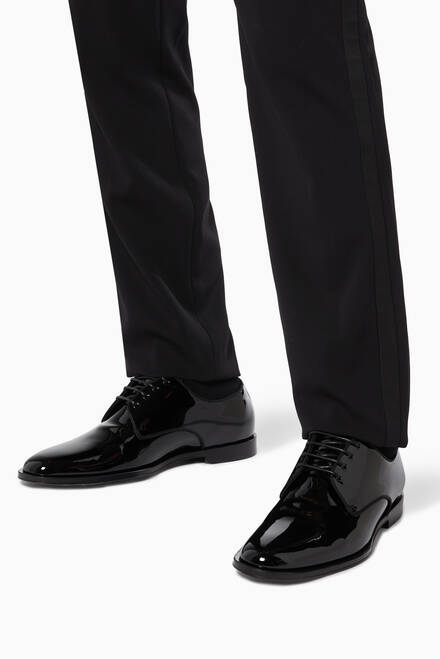 hover state of Derby Shoes in Patent Leather