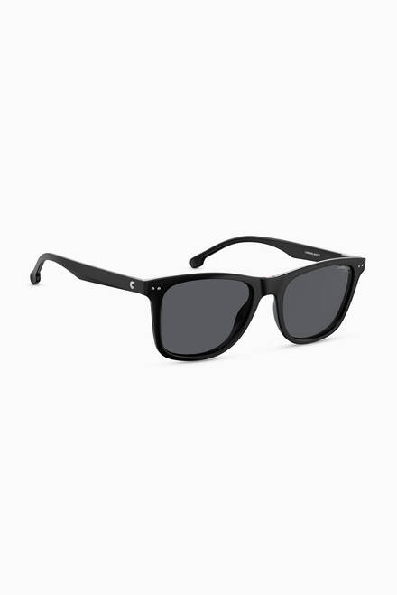 hover state of 2022T/S Square Sunglasses in Acetate