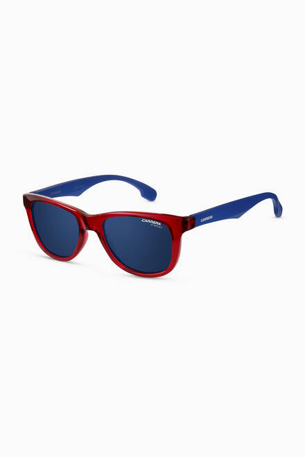 hover state of Carrerino 20 Square Sunglasses in Acetate