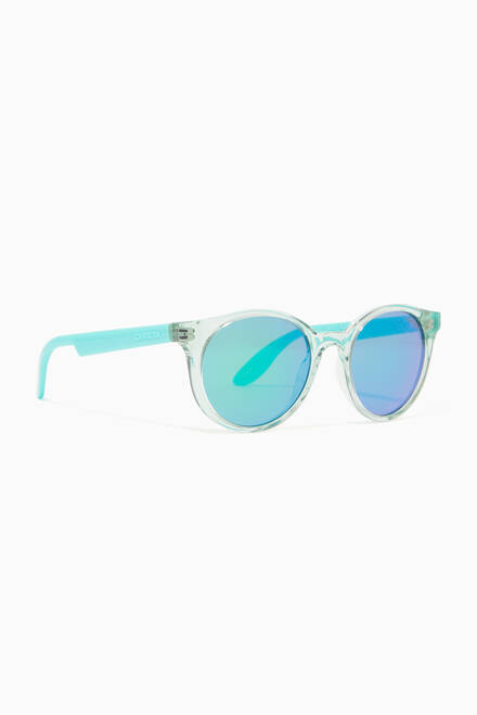 hover state of Carrerino 14 Round Sunglasses in Acetate