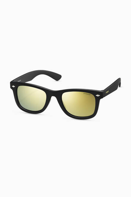 hover state of 8006/S Square Sunglasses in Acetate