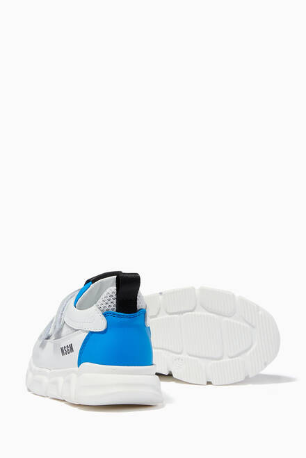hover state of Double Strap Sneakers