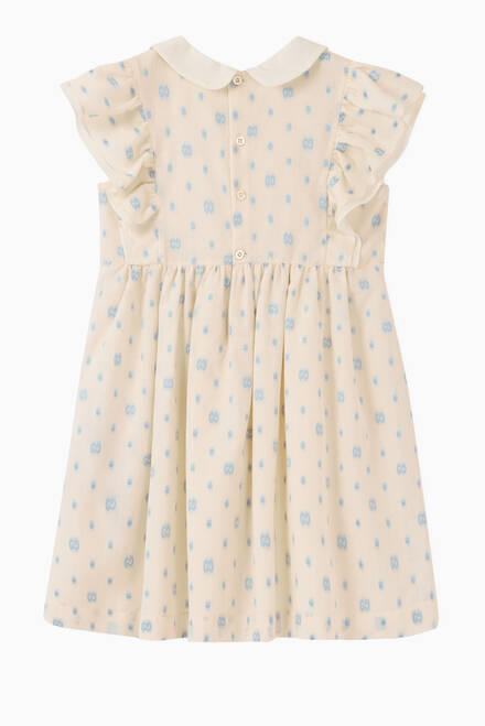 hover state of GG Dots Cotton Dress