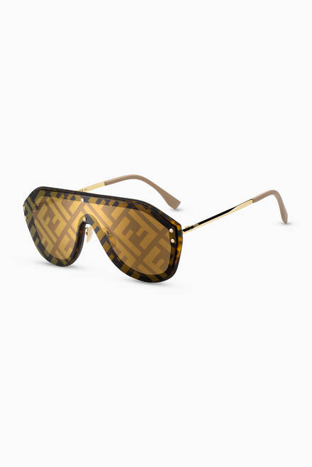 hover state of Fabulous Aviator Sunglasses in Acetate