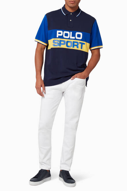 hover state of Polo Sport Cotton Polo Shirt
