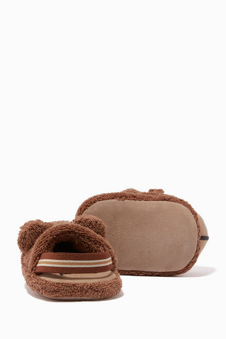 hover state of Bear Shoes in Cotton