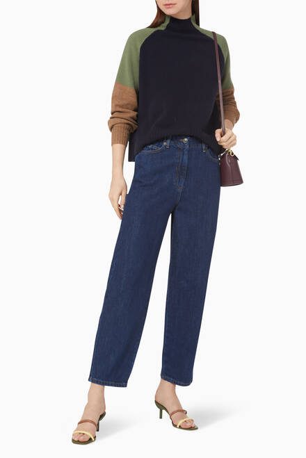 hover state of Elasticated Waist Jeans