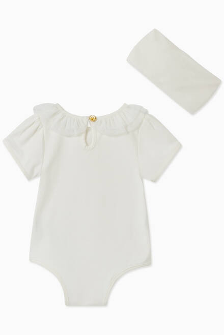 hover state of Clementine Baby Set in Cotton