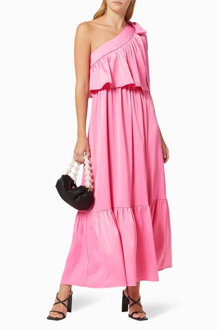 hover state of Yasvictoria Maxi Dress in Recycled Polyester