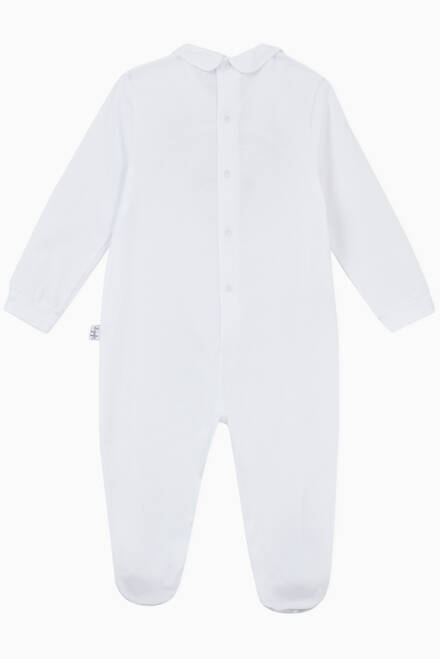 hover state of Panda Pyjama in Cotton