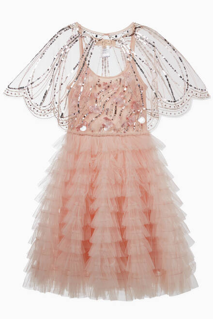 hover state of Lisbon Tulle Tutu Dress