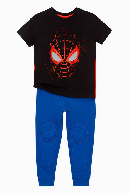 hover state of Spiderman Cruz T-shirt in Jersey