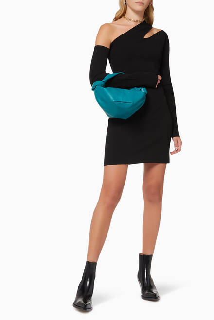 hover state of Mini Bag in Nappa Calfskin