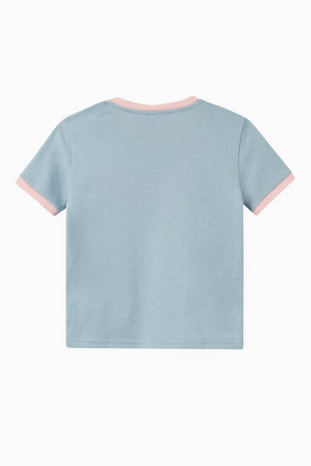 hover state of T-shirt with DG Embroidery in Cotton