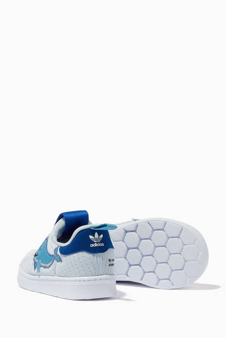hover state of Superstar 360 I Toddler Sneakers