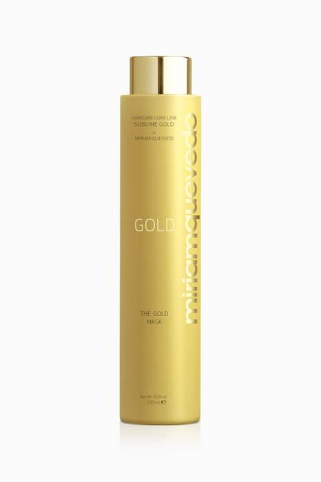 The Sublime Gold Mask, 250ml