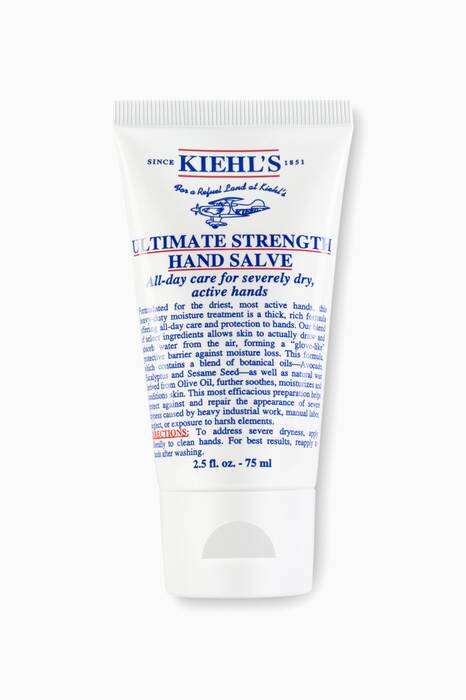 Ultimate Strength Hand Salve, 75ml