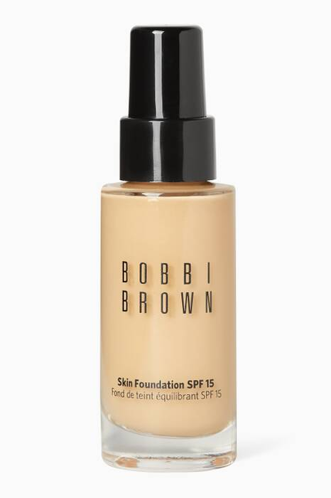 Warm Natural 4.5 Skin Foundation SPF 15