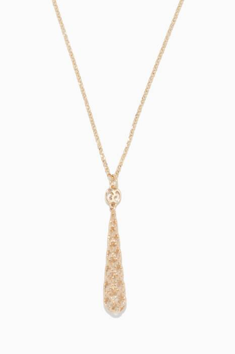 Yellow-Gold Diamantissima Necklace