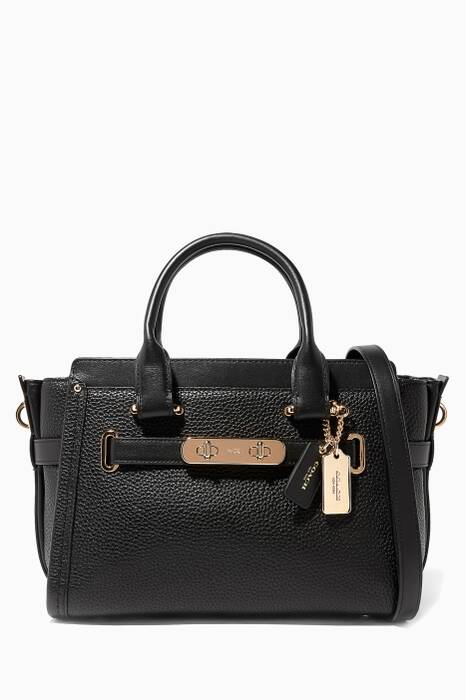 Black Swagger Carryall 27