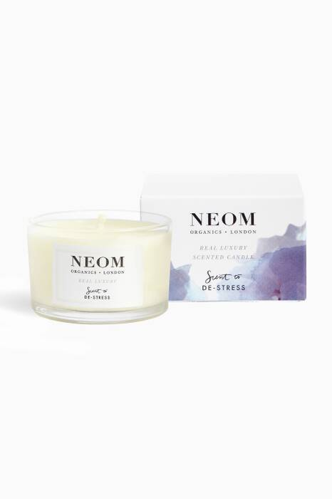 Real Luxury Travel Candle